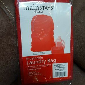 Mainstays Breathable Laundry Bag-NEW